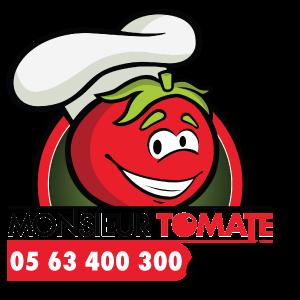 MONSIEUR TOMATE | GAILLAC PIZZA Logo